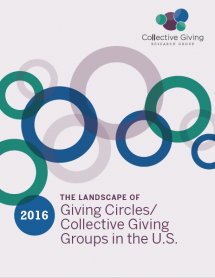Raising nearly $1.3 billion since inception, giving circles effectively engage all types of donors, new study finds