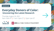 Everyday Donors of Color: Uncovering the Latest Research