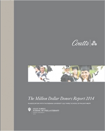 International Million Dollar Donors Report Examines Giving in Seven Regions