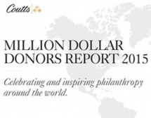 International Million Dollar Donors Report examines giving in eight regions around the world