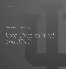 New study finds differences between crowdfunding donors and traditional charitable giving donors