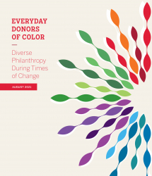 Study: Philanthropic Landscape Shifting as Everyday Donors of Color Increasingly Shape Giving