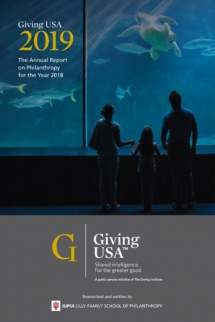 Giving USA 2019: Americans gave $427.71 billion to charity in 2018 amid complex year for charitable giving