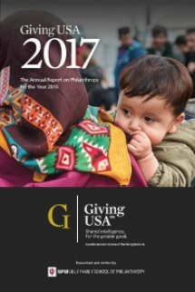Giving USA: Total Charitable Donations Rise to New High of $390.05 Billion