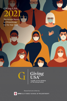 Giving USA 2021: In a year of unprecedented events and challenges, charitable giving reached a record $471.44 billion in 2020