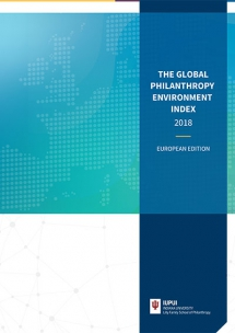 European Edition of Global Philanthropy Environment Index Released