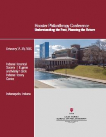 IU Hoosier Philanthropy Conference Will Commemorate Indiana's Bicentennial, Explore Philanthropy's Impact on State's Past and Future