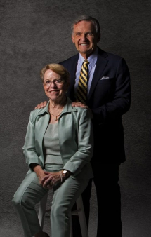Gift from Philanthropists Jerre and Mary Joy Stead Establishes Research Fund