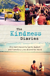 Kindness Guy Leon Logothetis to Speak in Indianapolis Sept. 23