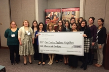 IUPUI Charitable Giving Class Awards Grants to Indianapolis Charities