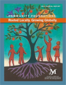 Charles Stewart Mott Foundation marks community foundations
