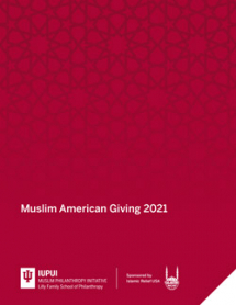 Muslim Americans give more on average to charity than non-Muslim Americans, Survey by Muslim Philanthropy Initiative Finds