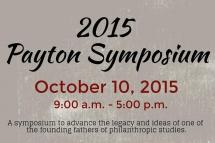 2015 Payton Symposium