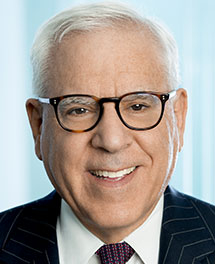 Perspectives on Philanthropy Discussion Series with David Rubenstein