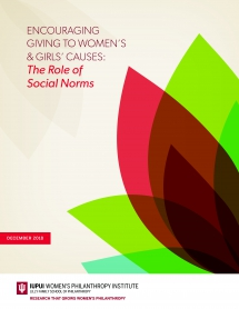 New Study Shows How Perceptions of Others' Behavior Influences Giving To Women's and Girls' Causes