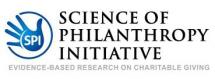 Science of Philanthropy Initiative Webinar Series