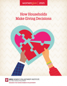 Fewer Couples Making Charitable Giving Decisions Together, WPI Study Shows