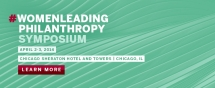 2014 Symposium - #WomenLeading Philanthropy