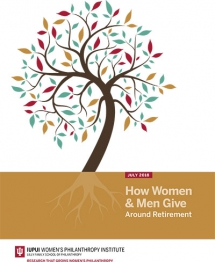 First Known Study Examining How Retirement Affects Charitable Giving Finds Men And Women Give Differently