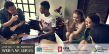 Webinar: Funding Youth Philanthropy