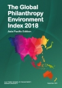 Asia-Pacific Edition of Global Philanthropy Environment Index demonstrates strengths, challenges for region's charitable giving