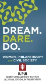 DREAM. DARE. DO. Women, Philanthropy, and Civil Society