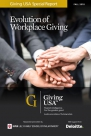 Employee choice plays an increasingly large role in workplace giving and corporate social responsibility efforts, new study finds