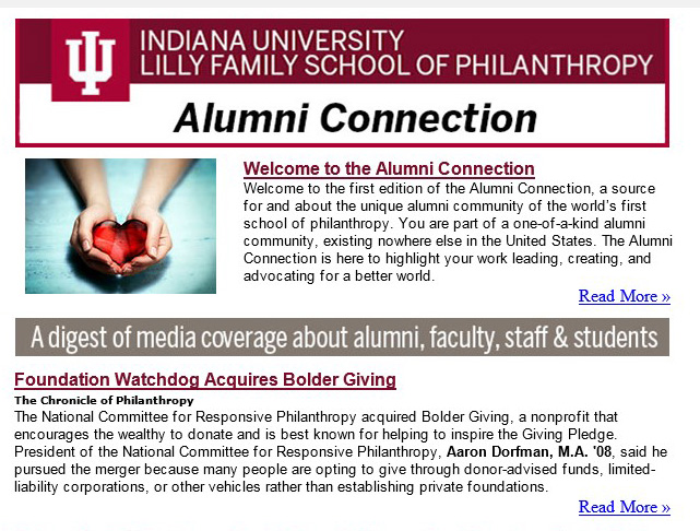 Alumni Connection