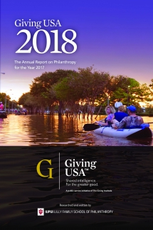 Giving USA 2018 cover