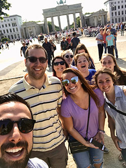 Study Abroad June 2018