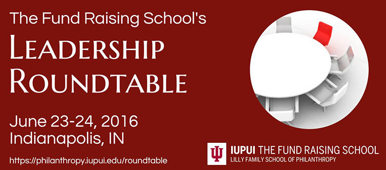 Leadership Roundtable June 2016