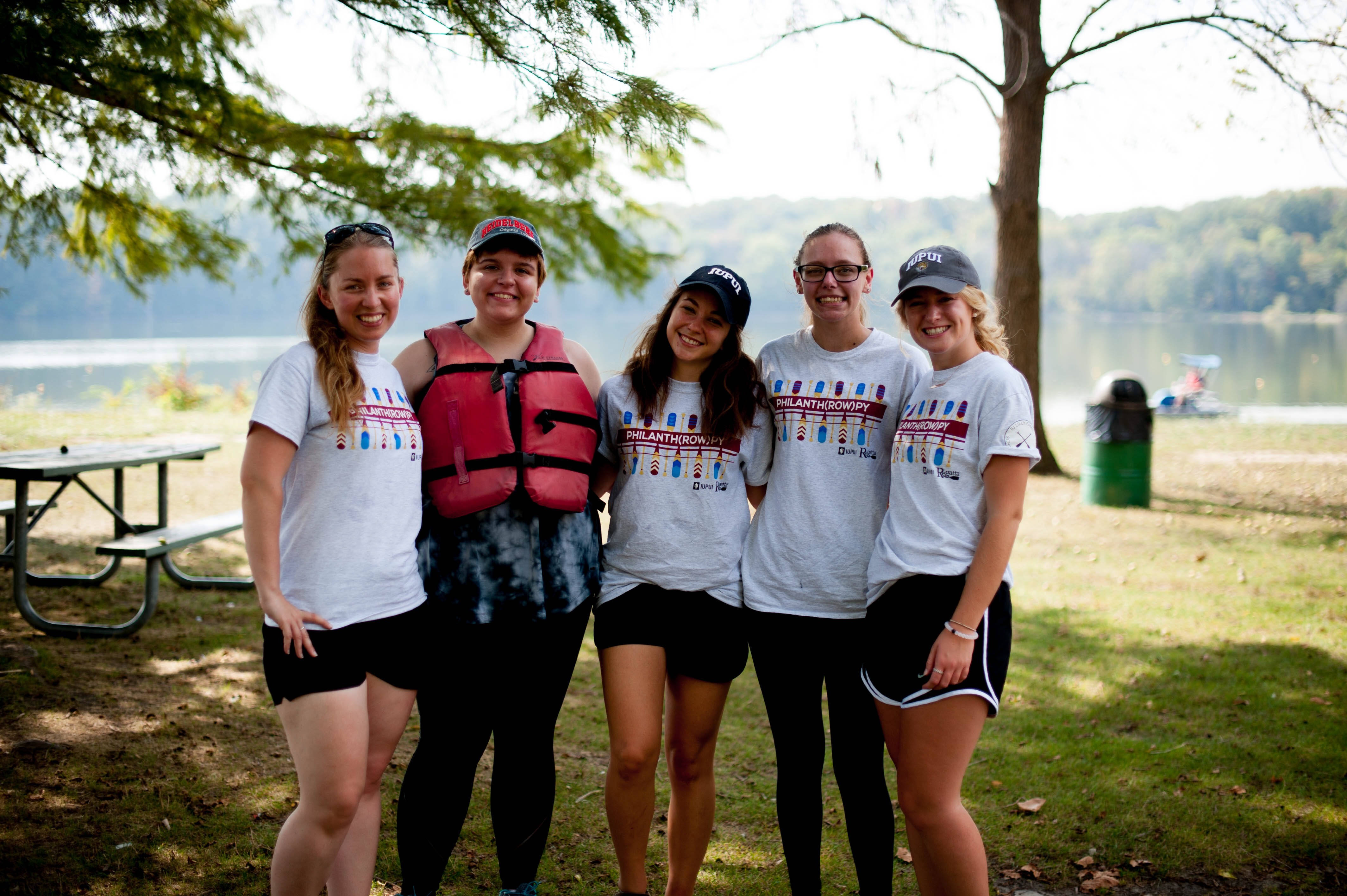 2017 IUPUI Regatta Team