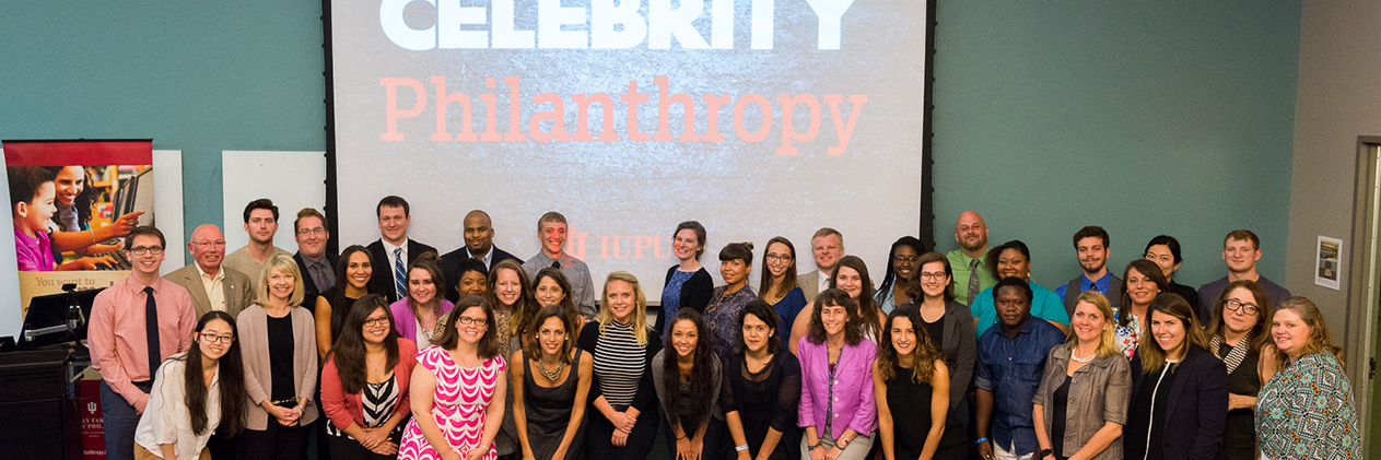Celebrity Philanthropy: Indiana University Lilly Family School of Philanthropy