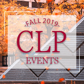 Career Leadership and Preparedness - Fall 2019 events