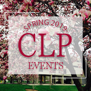 Career Leadership and Preparedness - Spring 2019 events