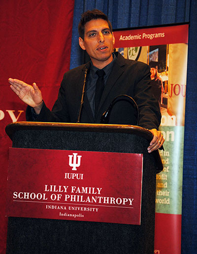 Indiana University Lilly Family School of Philanthropy Master's Degree