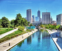 While you're here, make sure you tour our beautiful, dynamic campus just steps away from downtown Indianapolis.