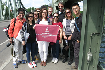 Indiana University Lilly Family School of Philanthropy Study Abroad