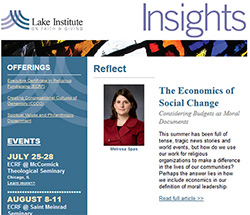 Lake Institute Insights