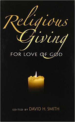 Religious Giving book cover