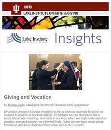 Image of Insights newsletter