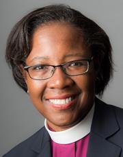 Bishop Jennifer Baskerville-Burrows