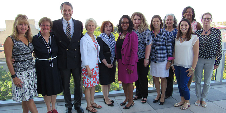 Women's Philanthropy Institute at the Indiana University Lilly Family School of Philanthropy