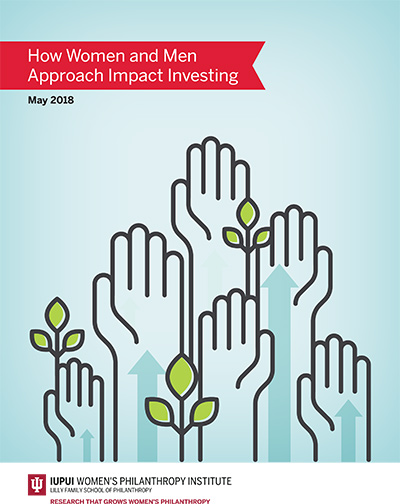 Impact Investing: Women's Philanthropy Institute