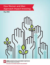 Impact Investing report cover