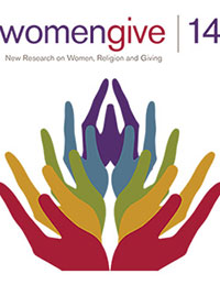Women Give 2014 report cover