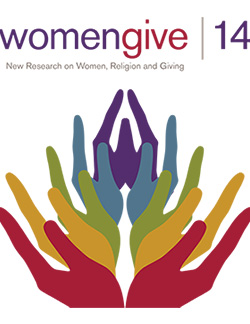 Women Give 2014 cover