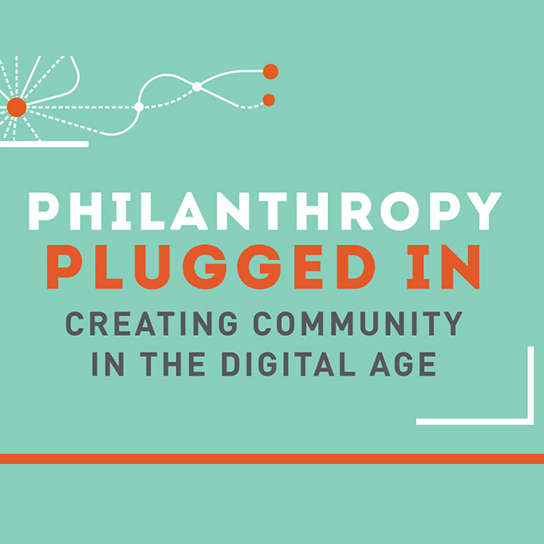 Philanthropy Plugged In symposium