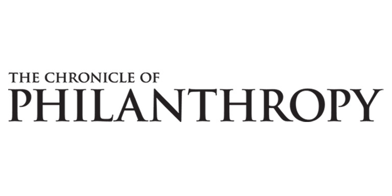 Chronicle of Philanthropy logo