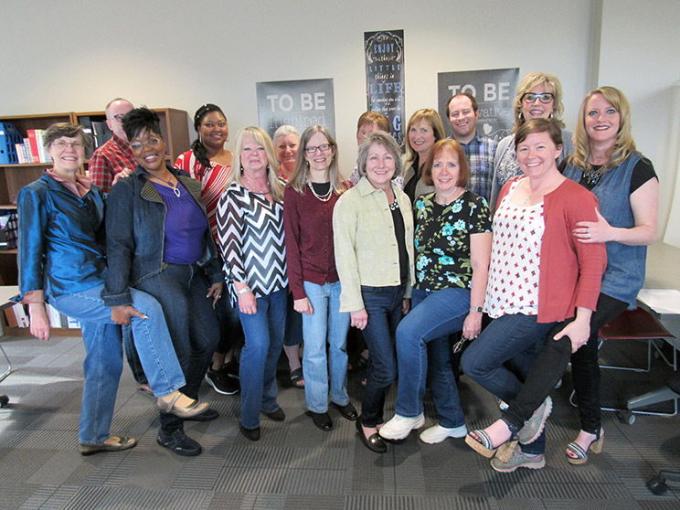 Indiana University Lilly Family School of Philanthropy: Denim Day